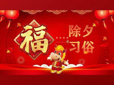 春节习俗 幻灯片制作软件