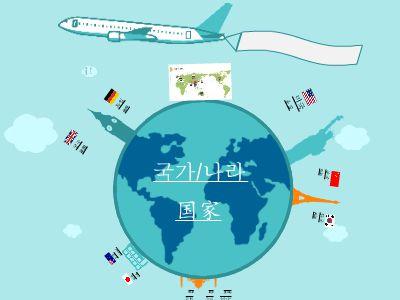 #詞以類記#,#韓語學習# 幻燈片制作軟件