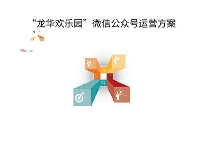 龙华欢乐园运营方案 幻灯片制作软件