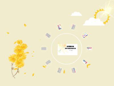 文档集约化竞赛活动专报(7.3-7.9) 幻灯片制作软件