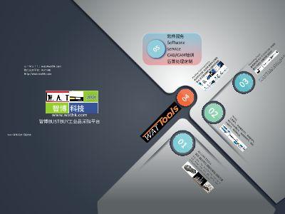 智博科技企业宣传片 幻灯片制作软件