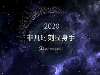 客调疫情宣传片 幻灯片制作软件