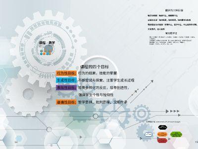 課程設計與教學設計 幻燈片制作軟件