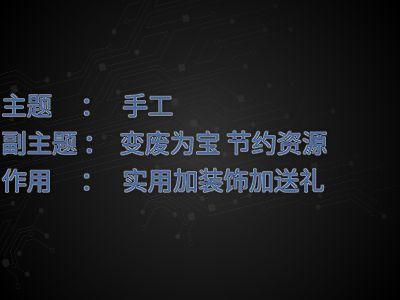 我的Focusky 幻灯片制作软件