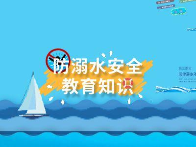 防溺水安全教育知识 PPT制作软件