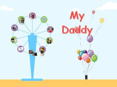 My Daddy 幻灯片制作软件