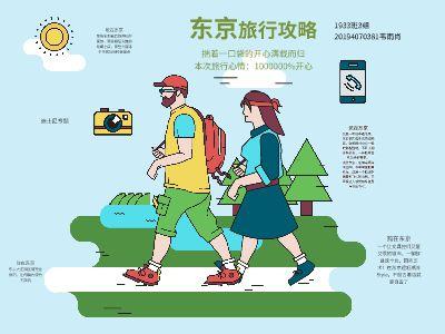 東京旅行攻略 幻燈片制作軟件