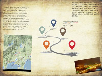 第一组海丰三日游 幻灯片制作软件