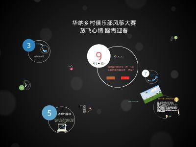 放飞心情,踏青迎春,华纳乡村俱乐部风筝大赛 幻灯片制作软件