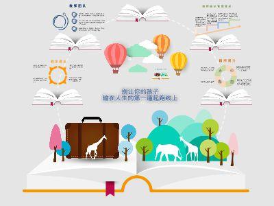 千寻幼儿园2017秋季学期招生宣传 幻灯片制作软件