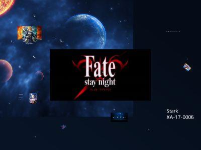 Fate stay night 幻灯片制作软件