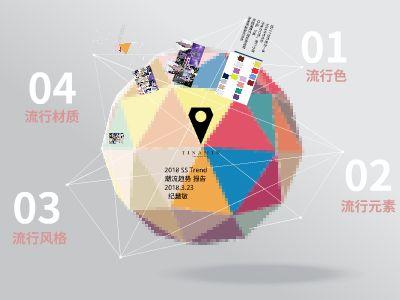 2018SS潮流趋势纪慧敏 幻灯片制作软件