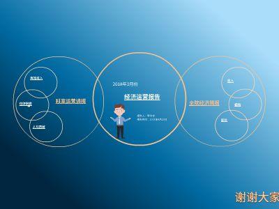 201803经济通报 幻灯片制作软件