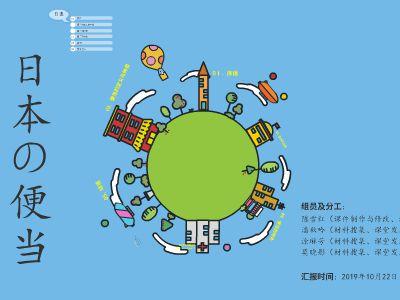 日本的便当 幻灯片制作软件