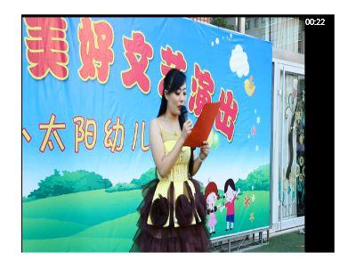 冯子腾六一儿童节演出