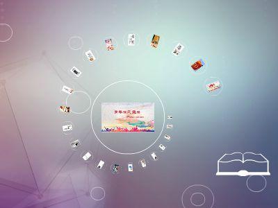 文盛五四青年节读书会活动展示