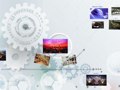 齿轮123 幻灯片制作软件