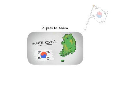 韩国旅游计划书 幻灯片制作软件