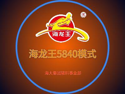 海大集团海龙王5840模式动画 幻灯片制作软件