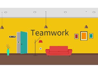 Teamwork.ppt酷炫_PPT制作软件,ppt怎么制作