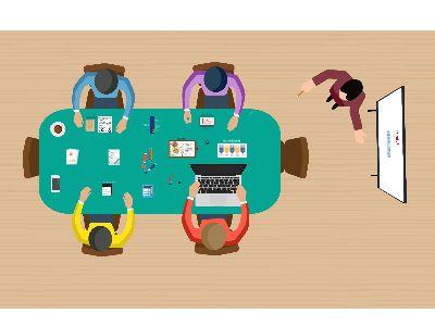加盟商线上招聘指引 幻灯片制作软件