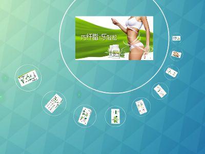 巧纤脂,乐轻松(产品知识) 幻灯片制作软件