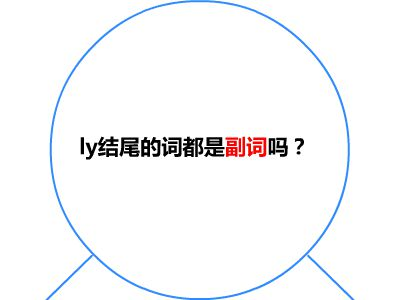 ly结尾是副词还是形容词 幻灯片制作软件