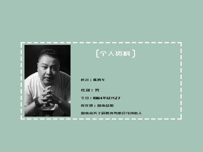 陈海军 幻灯片制作软件