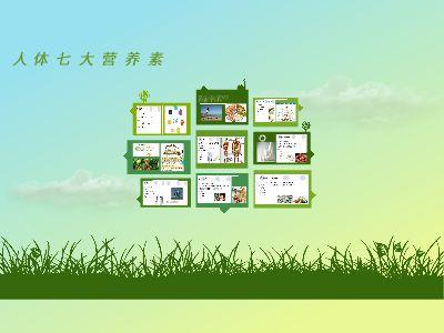 七大营养素 PPT制作软件