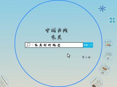 中国家具材料概论 PPT制作软件