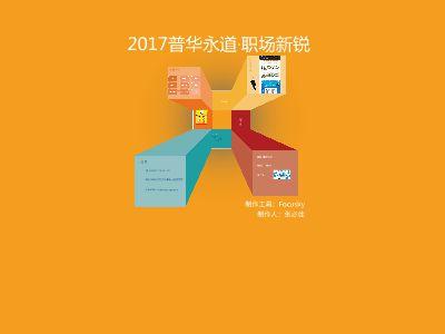 2017普华永道·职场新锐