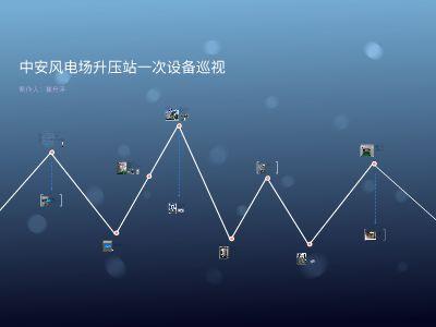 升压站一次设备巡视微课 幻灯片制作软件