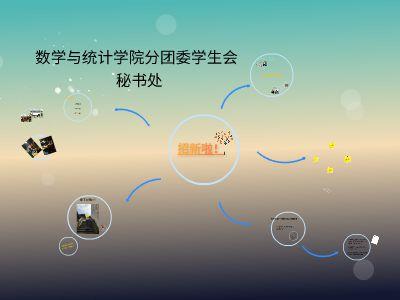 秘书处招新1.0网页 幻灯片制作软件