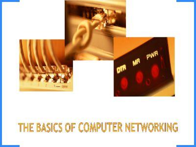 IT Training-Basic Computer networking  幻灯片制作软件