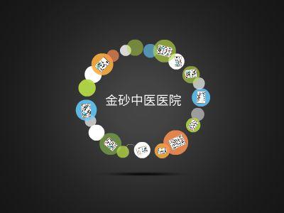 金砂中医医院专家特辑 幻灯片制作软件