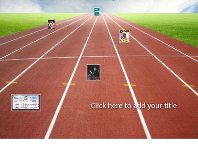跑道 幻燈片制作軟件
