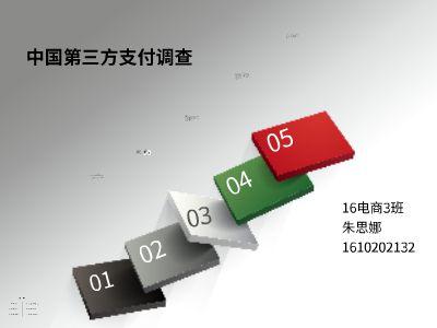 16电商3班朱思娜1610202132作业六 幻灯片制作软件