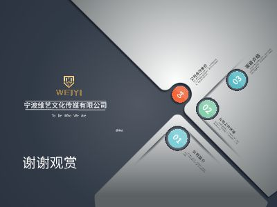 维艺文化传媒公司公司简介 幻灯片制作软件