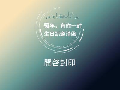 邀请函 PPT制作软件
