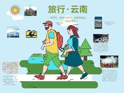 旅行—云南 幻灯片制作软件