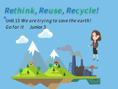 環境污染 幻燈片制作軟件