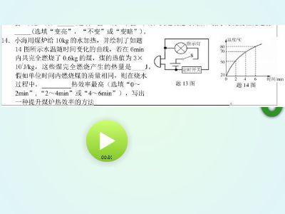 考试题给分点说明 幻灯片制作软件
