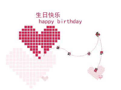 happy birthday 幻灯片制作软件