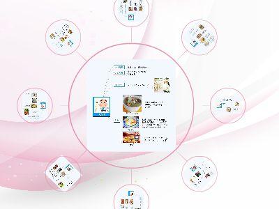 九种体质的膳食方案 幻灯片制作软件