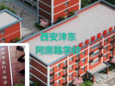 西安沣东阿房路学校 幻灯片制作软件