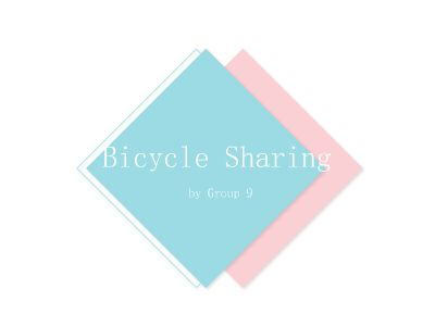 Project 2 Bicycle Sharing 幻燈片制作軟件