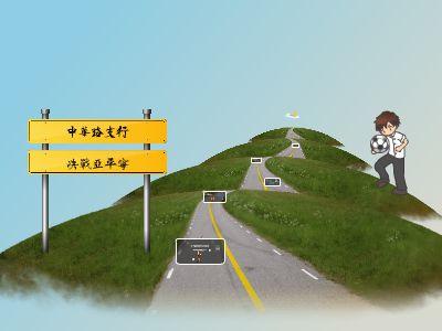 中华路支行之决战亚平宁 幻灯片制作软件