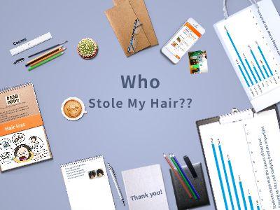 英语课演示hair loss 幻灯片制作软件