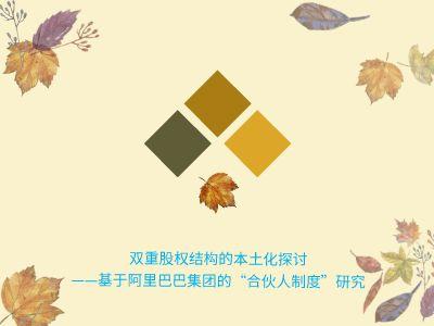 财务管理案例展示 幻灯片制作软件