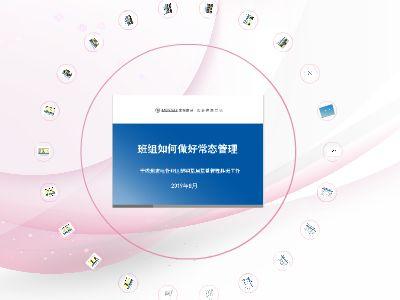 班组如何做好常态管理(热电厂熊海祥1) PPT制作软件